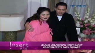 Jelang MELAHIRKAN, NINDY Dapat Kejutan PESTA BABY SHOWER ~ Gosip Terbaru 2 Oktober 2016