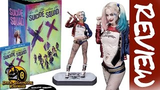 ✤Suicide Squad✤ Limited Edition mit Harley Quinn Figur Review [German/Deutsch]