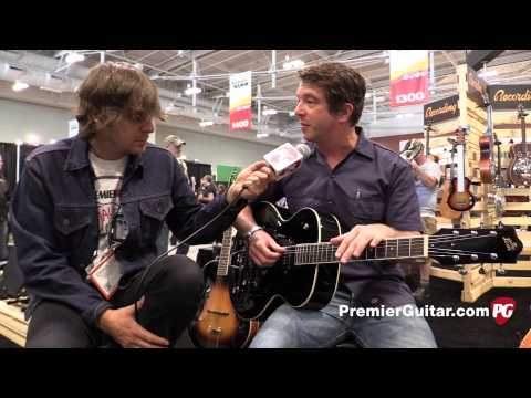 SNAMM '15 - The Loar LH-279 Archtop Demo