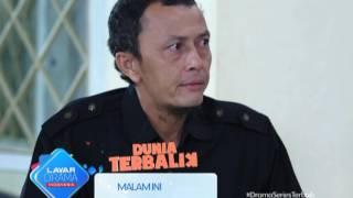 """RCTI Promo Layar Drama Indonesia """"DUNIA TERBALIK"""" Episode 169 & 170"""