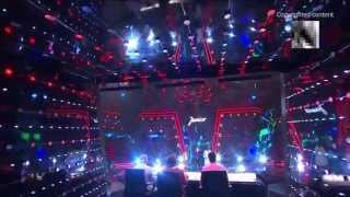 Indian Idol Junior - Locha e ulfat by Vaishnav & Ajay with Benny Dayal