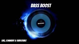 DVBBS & Borgeous - Tsunami [Bass Boosted] (HQ)