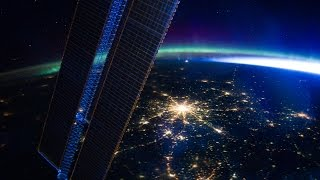 Earth From Space [ISS Time-lapse In 4K]