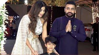 Shilpa Shetty grand Diwali celebration With Many Bollywood Stars Diwali 2018