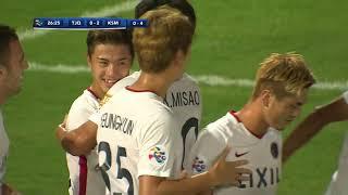 Tianjin Quanjian FC 0-3 Kashima Antlers (AFC Champions League 2018: Quarter-finals – 2nd Leg)