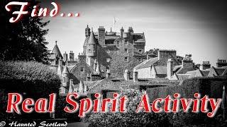 Haunted Glamis Castle | Ghost Voices | Echovox & EVP