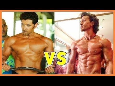 Xxx Mp4 Top Best Body In Bollywood Tiger Shroff VS Hrithik Roshan Who Is BEST 3gp Sex
