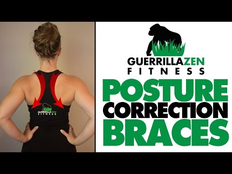 Posture Correction Brace   Do they REALLY work?