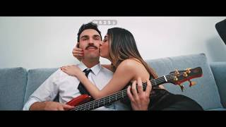 The Buffalo Bells - Sex On TV (Official Music Video) feat. Paola Saulino