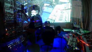 SONUS JOST - Third Berlin School Jam session - eurorack mayhem