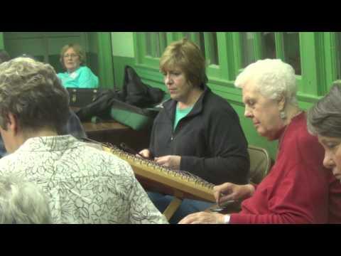 Hangmans Reel Dulcimer SADA festival Wednesday