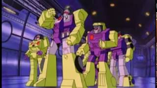 Transformers (G1) The Movie; Battle for Leadership (German)
