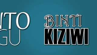 Binti Kiziwi - Zanto ft. Pingu (Lyric Video)
