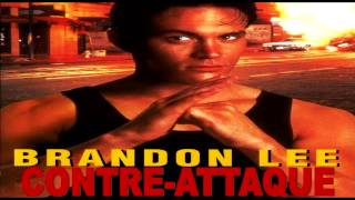 RAPID FIRE (1992) Trailer BRANDON LEE - (restored & in 16:9) + ost