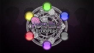 Seduce Me 2: The Demon War (BLOOPERS w/ My Random Comments)