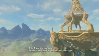 Legend of Zelda: Breath of The Wild Trailer [Japanese dub]