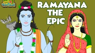 Ramayana The Epic | Animated Full Movie for Children | Kids Animated Movies Collection