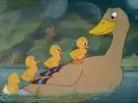 Walt Disney Ugly Duckling