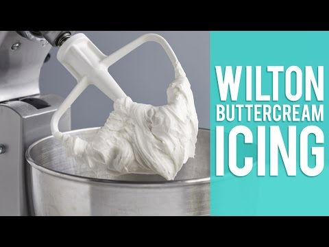 How to make Wilton Buttercream Icing