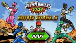 Power Rangers Dino Charge: Dino Duels - Don't Lose The Energems!