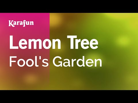 Xxx Mp4 Karaoke Lemon Tree Fool S Garden 3gp Sex