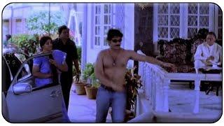 Nagarjuna Shirtless in Manmadhudu Movie || Nagarjuna, Sonali Bendre, Anshu