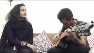 Gham Ka Khazana Tera Bhi Hai Mera Bhi | Cover Video | Tasnim Jannat Nijhu | Sami Islam
