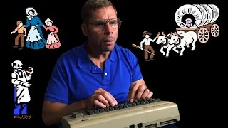 Dad Plays Oregon Trail