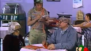 Chaves - Caça ao rato - parte 2 (1979)