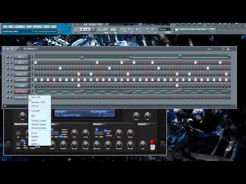 FL Studio 10 How to remix a song ,Download Play Online