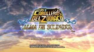 Los Caballeros del Zodiaco - Alma de Soldados (PS4) Voces Latino (Saga del Santuario)