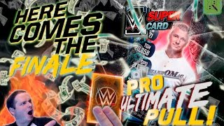 SHANE MCMAHON FINALE & ULTIMATE PRO PULL! : WWE SuperCard S3