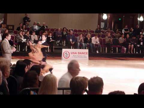 Tango - QF-10 dance - Nathaniel Tsiperfal and Sophia Brodsky.MOV