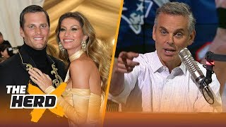Colin Cowherd's Top-10 Most Famous Athletes   THE HERD