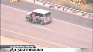 Police pursuit - hilarious