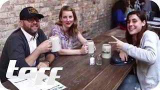 Deutsch ist cool in New York | taff