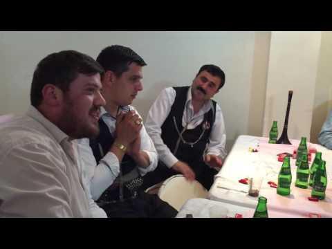 Kemaneci Murat ve davulcu Cüneyt