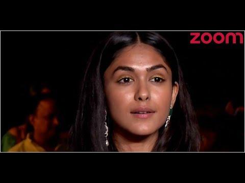 Xxx Mp4 Mrunal Thakur Shares Her Excitement On Working With Hrithik In 'Super 30' 3gp Sex
