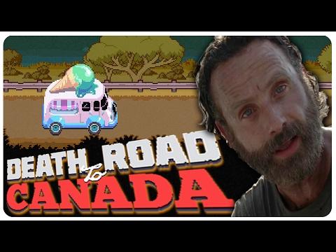 Carl? CORAL? CAAAAAAAAARL! - Death Road To Canada Gameplay (New Update)