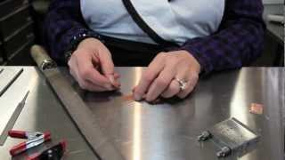 How to Make Hinges | Jewelry Tips with Nancy