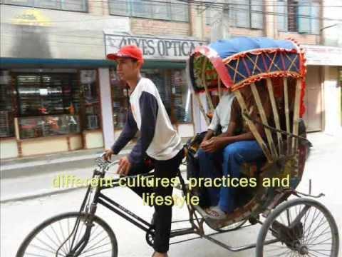 Glimpse of Kathmand Tour - DJ's Tourism Services.wmv