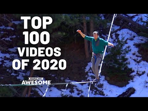 Top 100 Videos of 2020 People Are Awesome Best of the Year