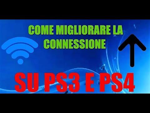 Come Migliorare La Connessione Su PS4 E PS3 How To Improve The Connection Of PS4 AND PS3