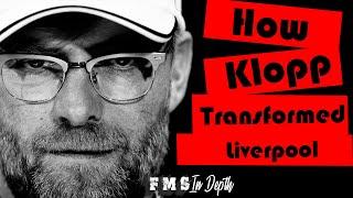 How Jurgen Klopp Transformed Liverpool   Liverpool Champions League 2018/19   Klopp Tactics