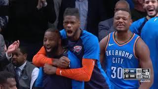 Oklahoma City Thunder vs Brooklyn Nets : December 5, 2018