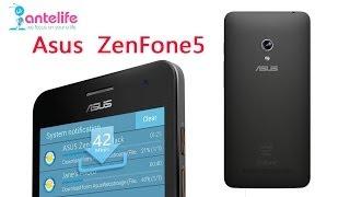 ASUS Zenfone 5 Intel Z2580 Dual core 2.0GHz 2GB/16GB o 1.6GHz 1o 2GB/8GB Review