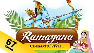 Ramayana Animated Movie in English | Ramayana The Epic Movie in English