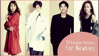 10 Korean Dramas for Newbies