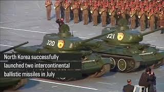 NORTH KOREA INVASION ABOUT TO BEGIN!! NUCLEAR RETALIATION HIGH ALERT ️