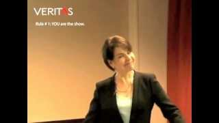 Ariane David PhD - Three Rules for Powerful PowerPoint Presentations